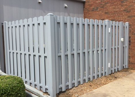 Main Street Fencing: 506 W Hickory St, Mahomet, IL