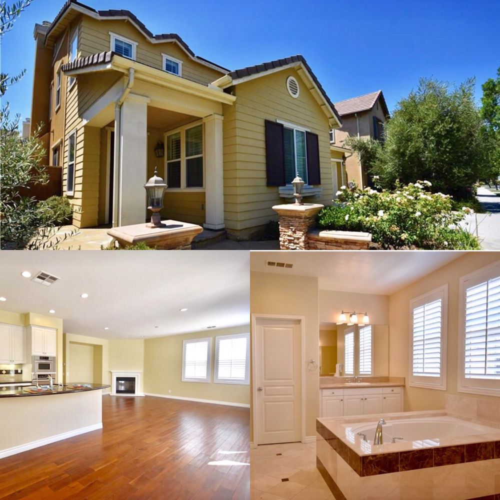 4 bed 3 bath 2 car garage and over 2 900 sqft of open for Completely open floor plans
