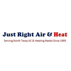 Just Right Air & Heat: Bedford, TX
