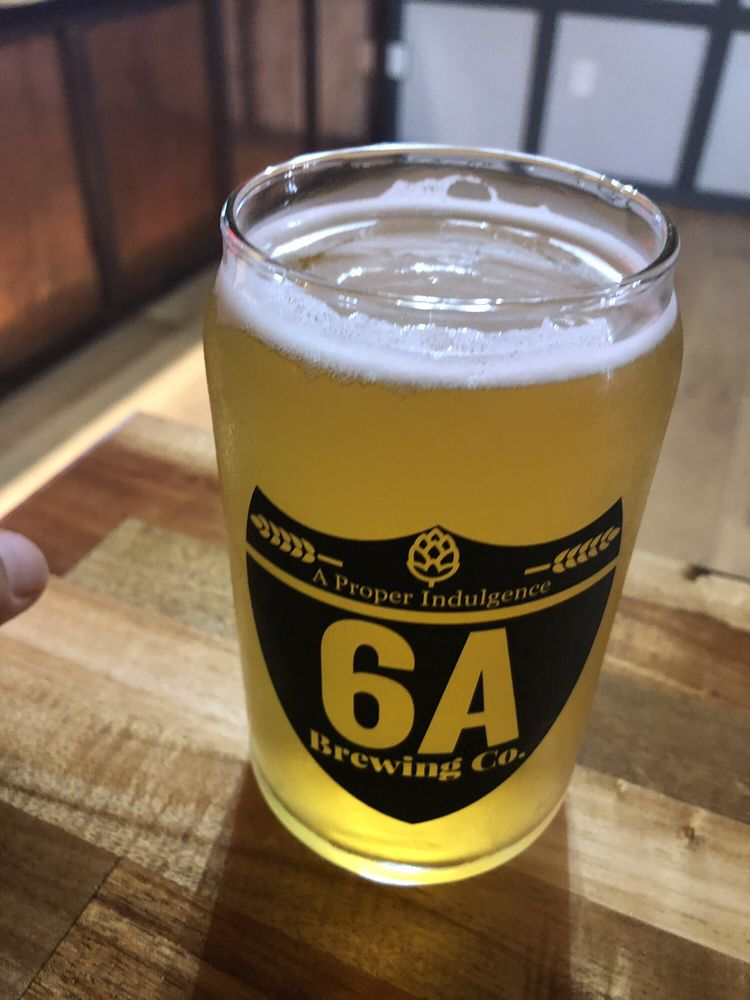 6A Brewing Co.: Cranberry Hwy, Bourne, MA