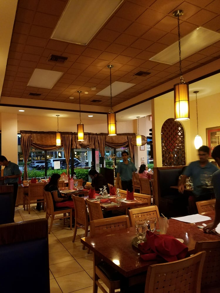 Ruchi Indian Restaurant Pembroke Pines Buffet