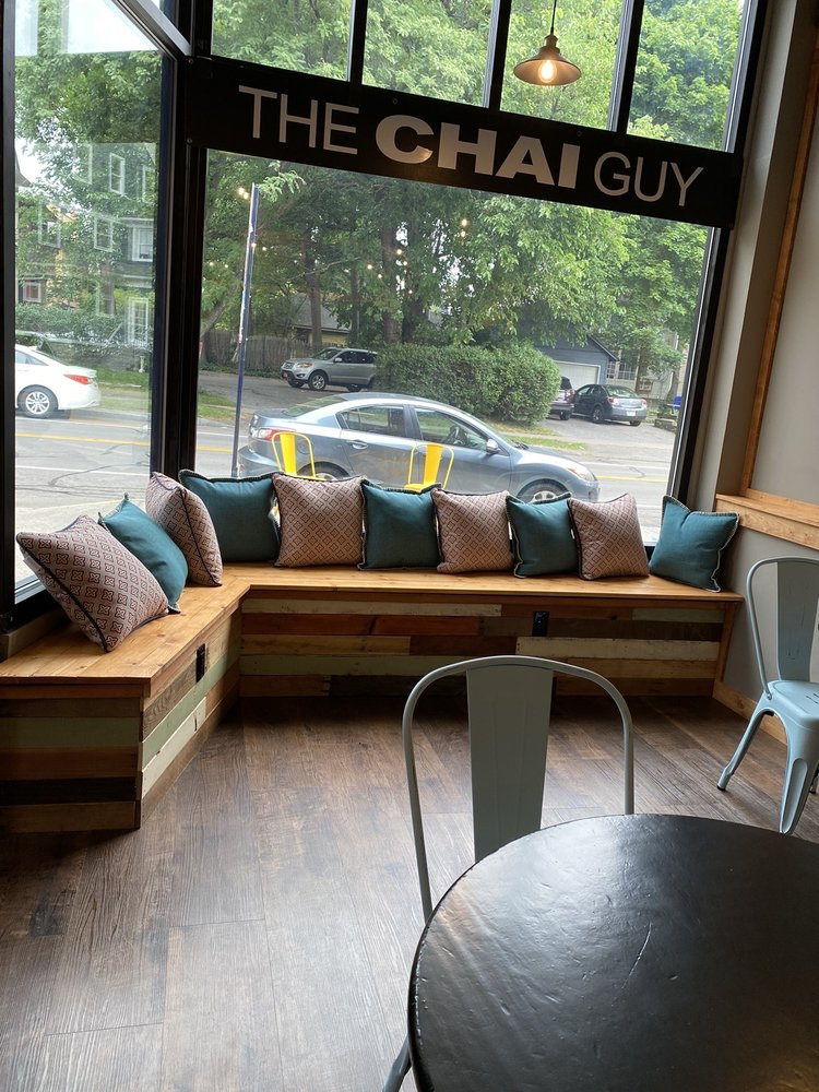 The Chai Guy: 729 Park Ave, Rochester, NY