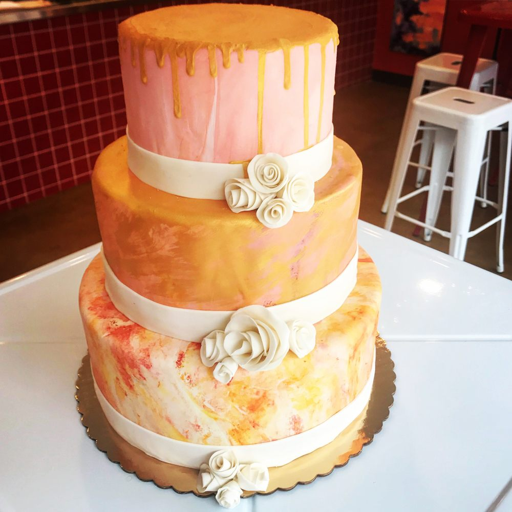 Gluten-free wedding cakes - Yelp
