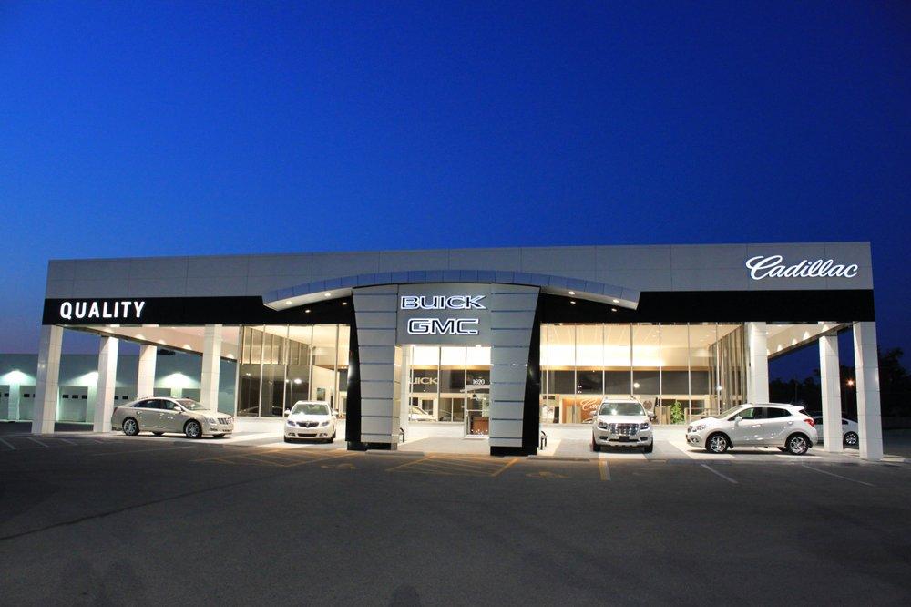 Quality Buick GMC Cadillac: 1620 E Homer Adams Pkwy, Alton, IL