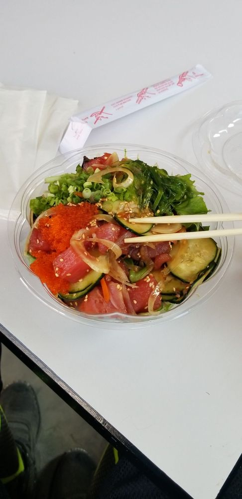 Poke Row: 2735 NW Crossing Dr, Bend, OR