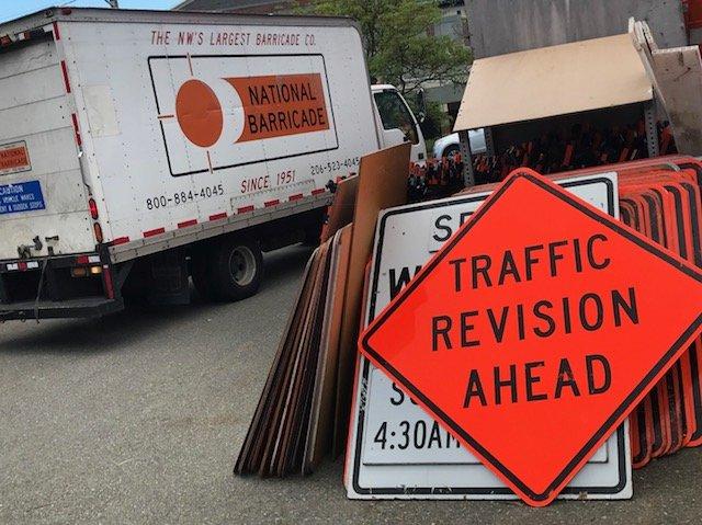 National Barricade