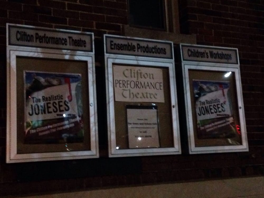 Clifton Performance Theatre: 404 Ludlow Ave, Cincinnati, OH