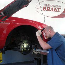 Photo Of Professional Brake Service Las Vegas Nv United States Honest