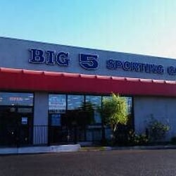 Shop a fabulous selection of sporting goods at Big 5 Sporting Goods in Bakersfield and get ready to play your favorite sport. For patrons' convenience, nearby parking is readily available. Step up your game this season with some great new sporting equipment from Big 5 Sporting Goods in skillfulnep.tkon: Mall View Rd, Bakersfield, , CA.
