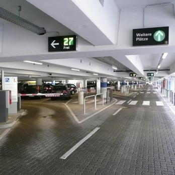 how to get to p1 and p2 parking sydney airport