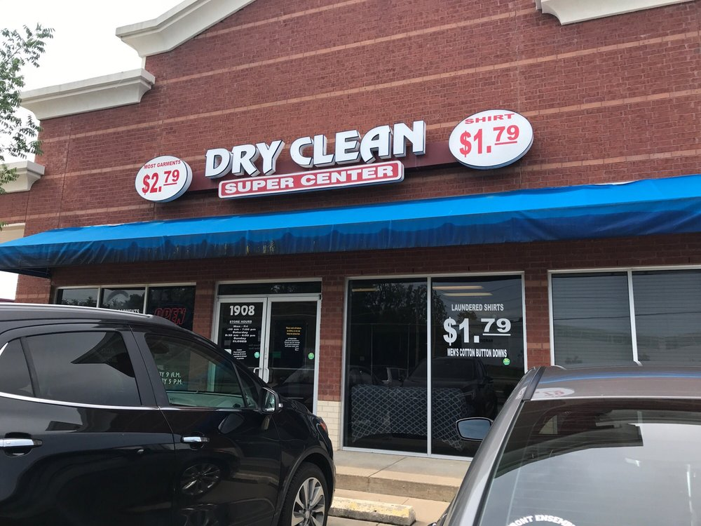 Dry Clean Super Center: 1908 W New Orleans St, Broken Arrow, OK
