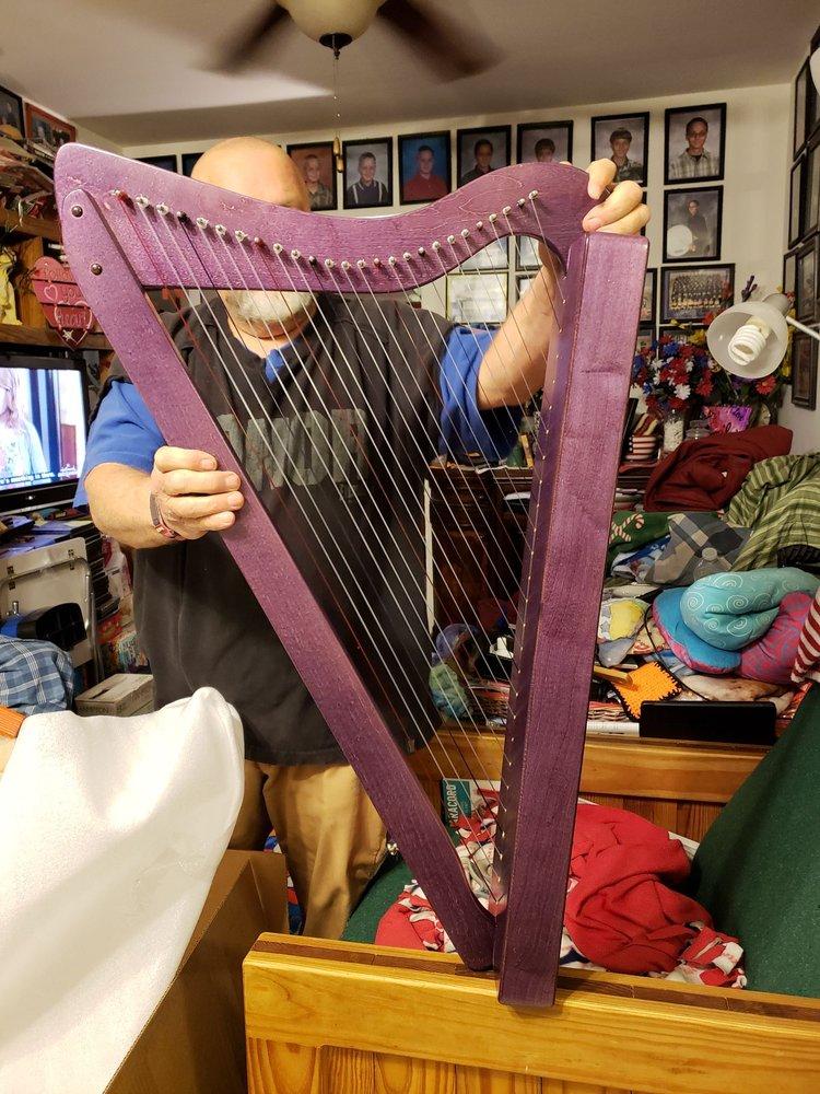 Rees Harps: 222 Main St, Rising Sun, IN