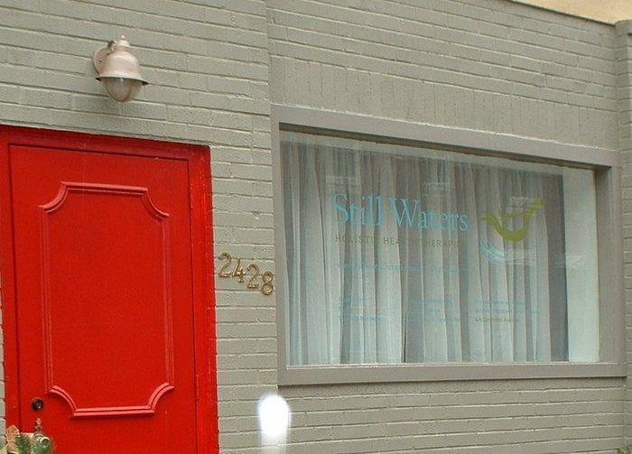 Still Waters Holistic Health Therapies: 2305 Fairmount Ave, Philadelphia, PA