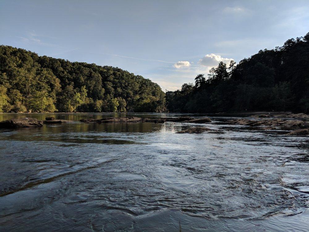 Chattahoochee River National Recreation Area - East Palisades: Indian Trl, Atlanta, GA