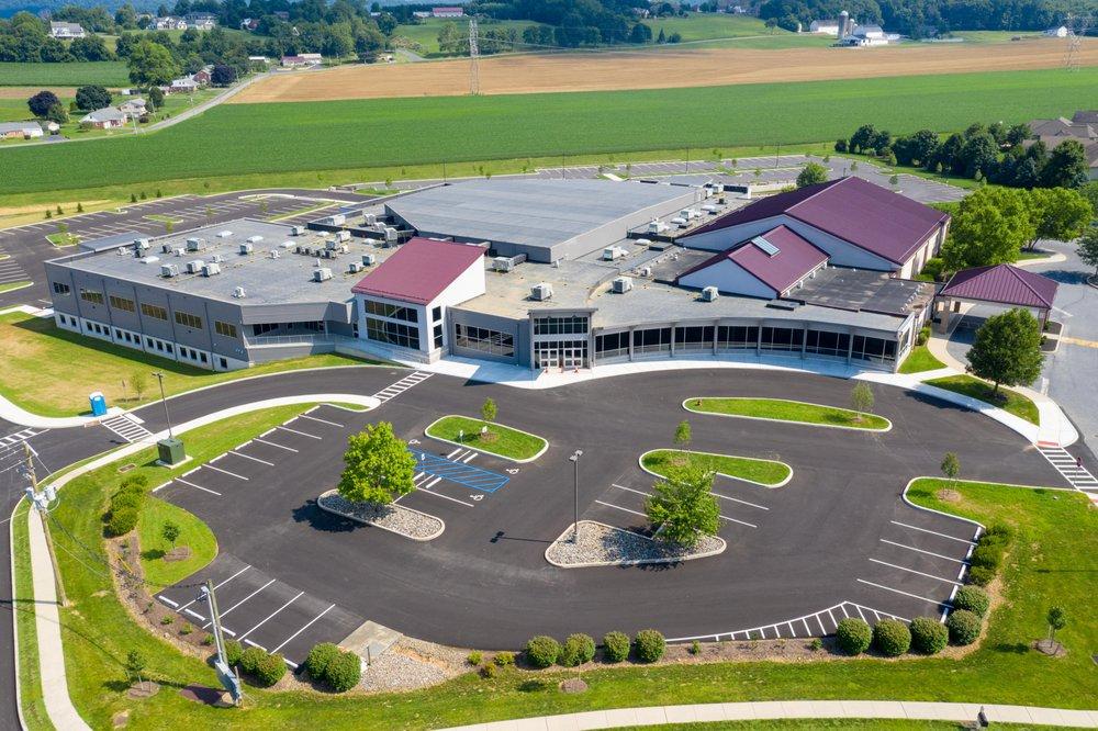 Ephrata Community Church: 70 Clay School Rd, Ephrata, PA