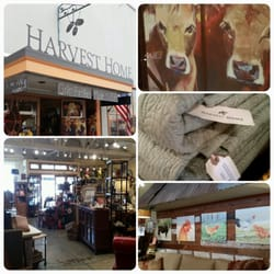 Photo Of Harvest Home Store   Sonoma, CA, United States. Collage Of Harvest