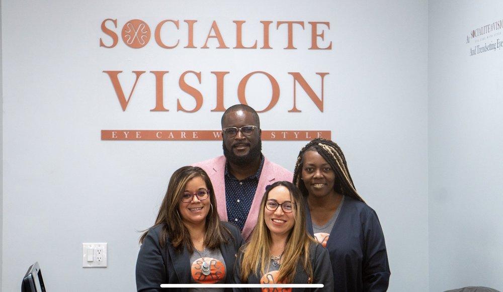 Socialite Vision