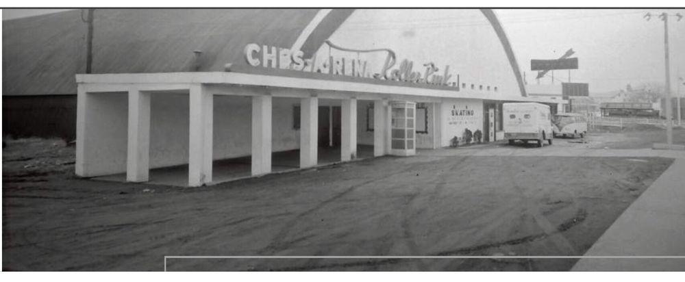 Ches-A-Rena Skating Rink: 1216 Pittsburgh St, Cheswick, PA