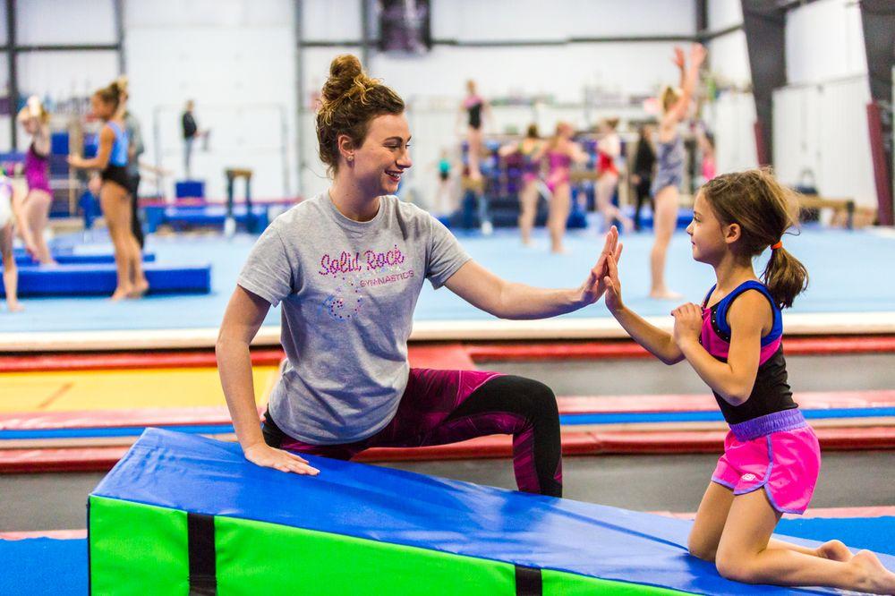 Solid Rock Gymnastics