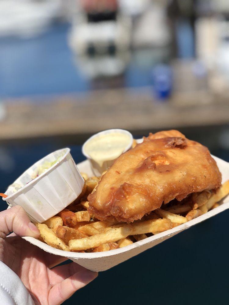 Red Fish Blue Fish: 1006 Wharf Street, Victoria, BC