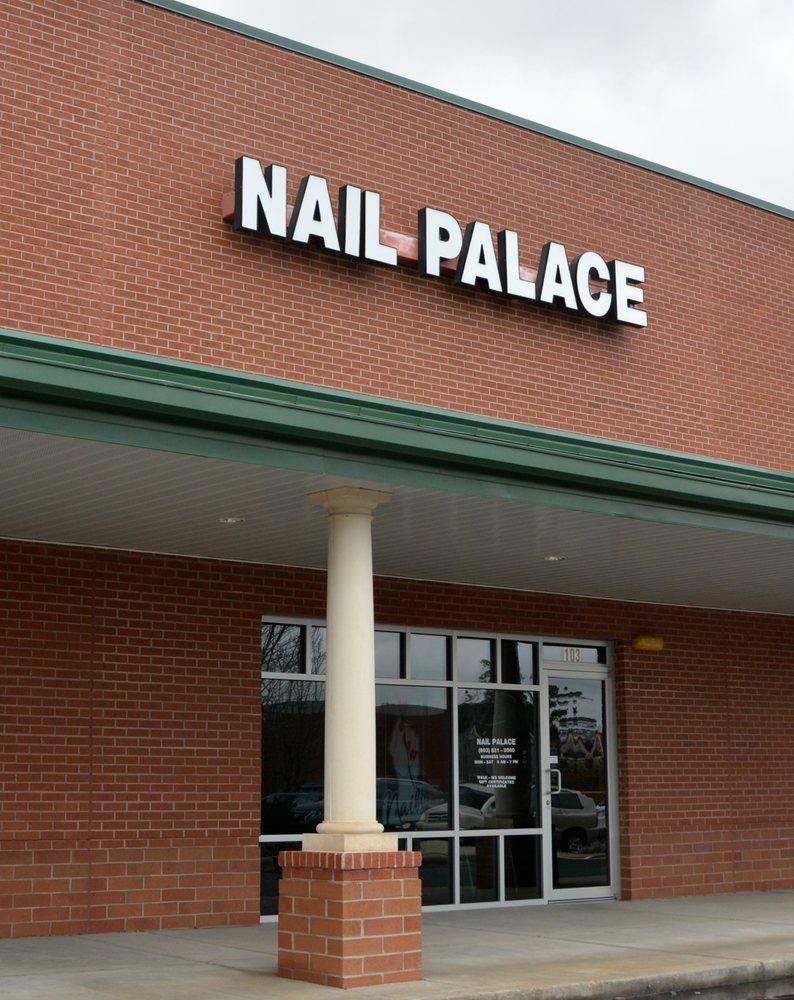 tk nail salon lake wylie