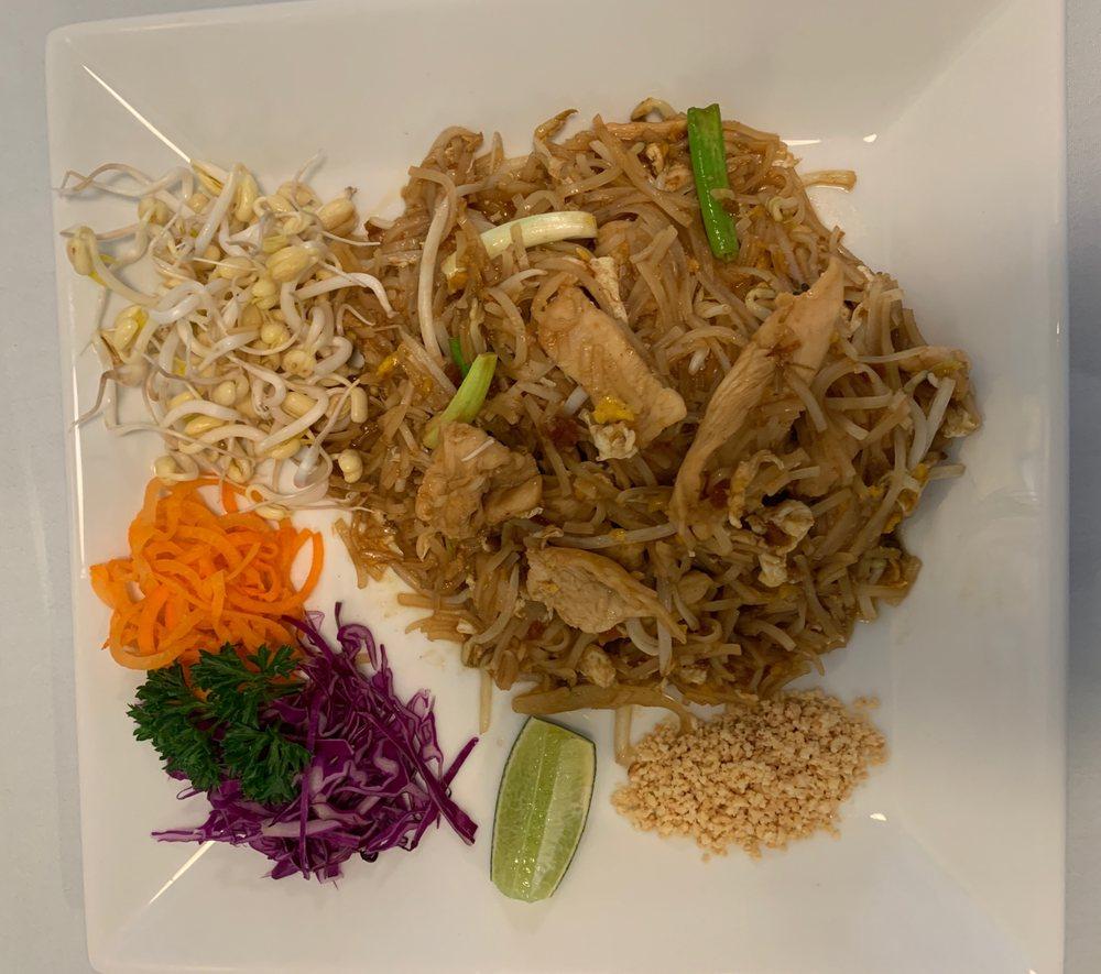 Savanh Thai Kitchen Reviews Auburn Al