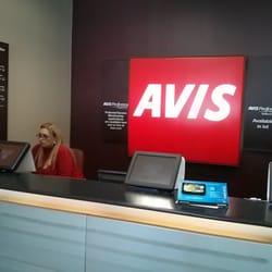 Avis Rent A Car 40 Reviews Car Rental 9700 Airport