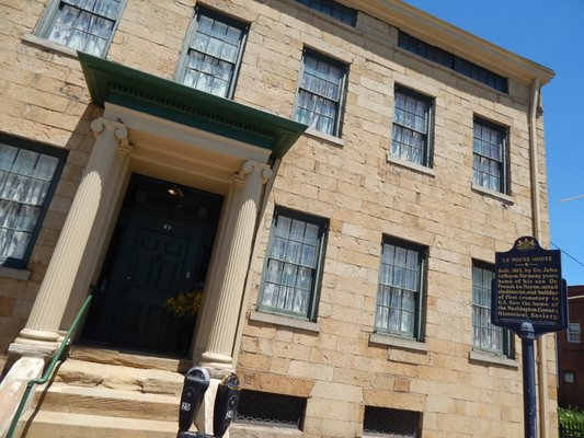 Washington County Historical Society - Museums - 49 E Maiden St