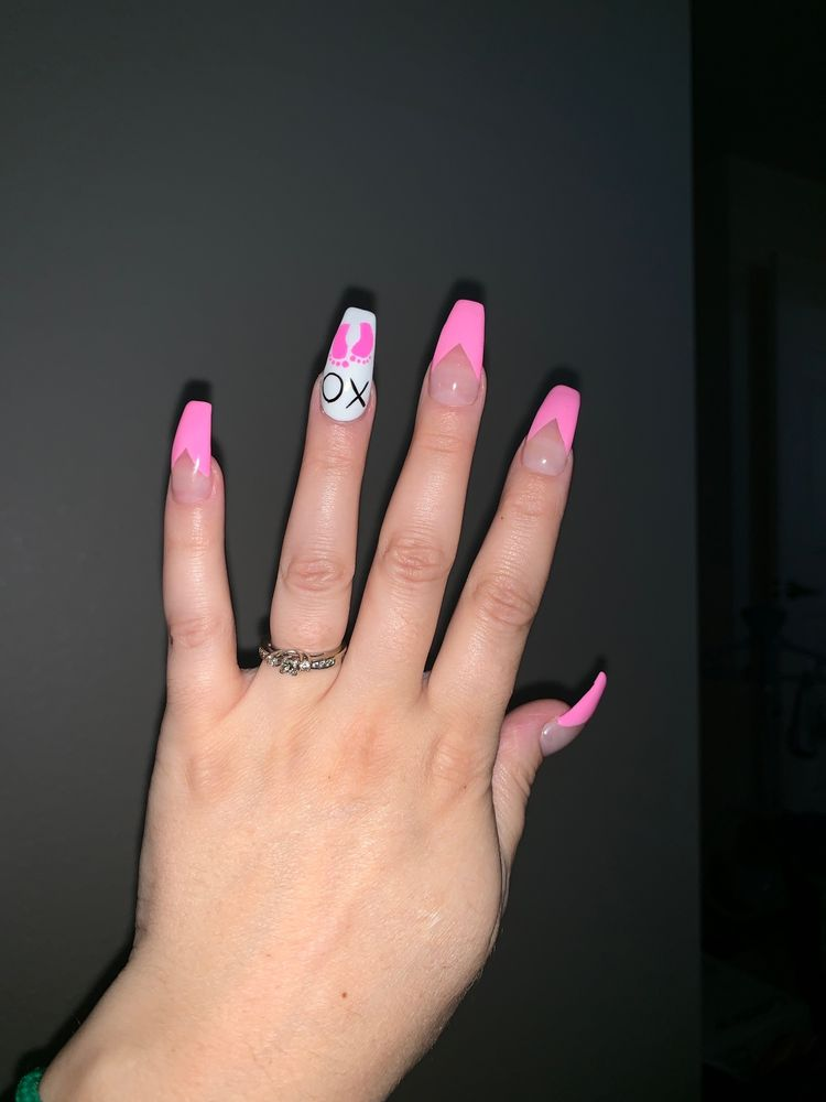 Le's nails and spa of Casa Grande: 1348 E Florence Blvd, Casa Grande, AZ
