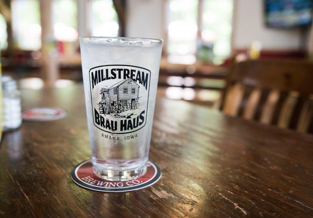 Millstream Brewing: 835 48th Ave, Amana, IA