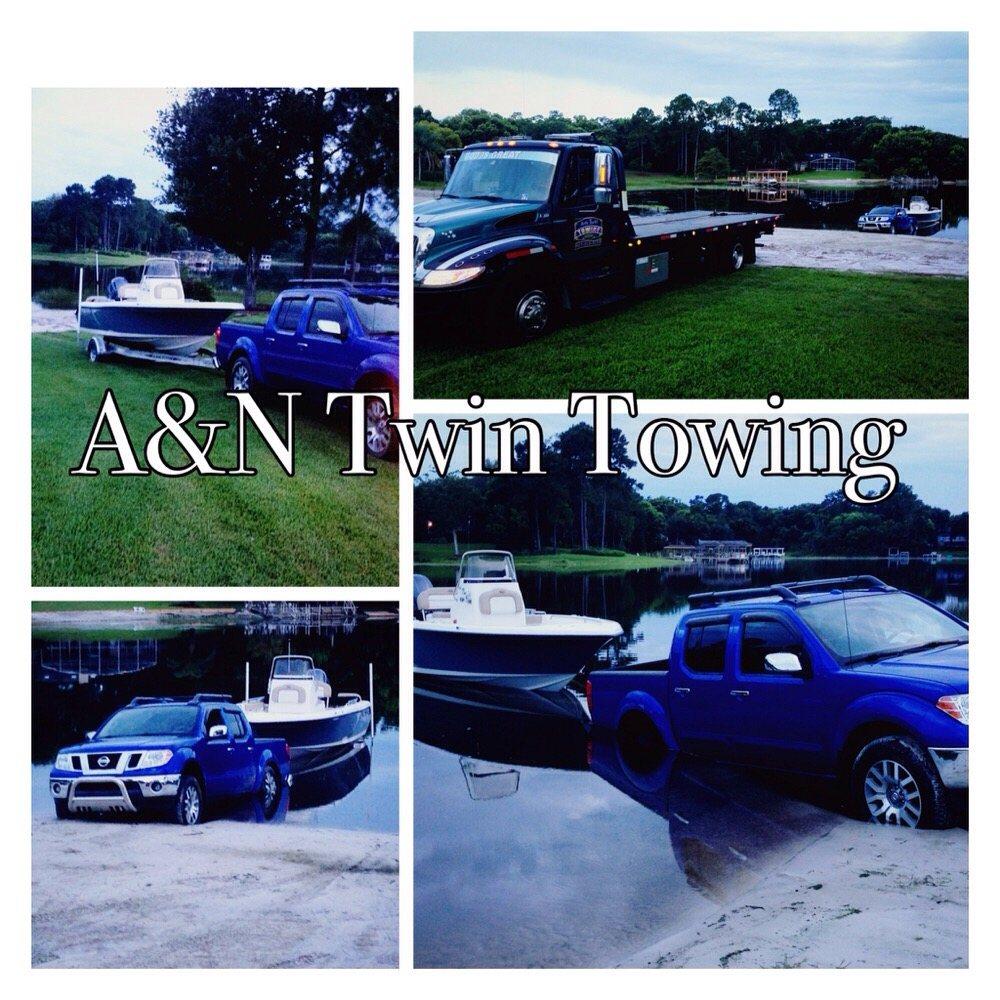 A&N Twin Towing: 2681 W 5th St, Sanford, FL