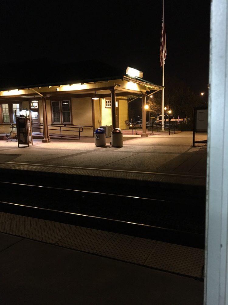 Amtrak Train Station - Suisun City: 177 Main St, Suisun City, CA