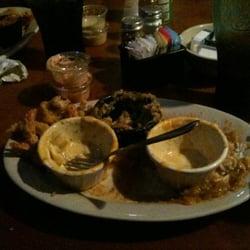 Photo Of Brunet S Cajun Restaurant Baton Rouge La United States Medley Sampler