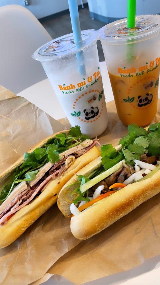 Banh Mi & Tea: 9321 6 Mile Cypress Pkwy, Fort Myers, FL