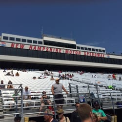 Photo Of New Hampshire Motor Speedway Loudon Nh United States The Main