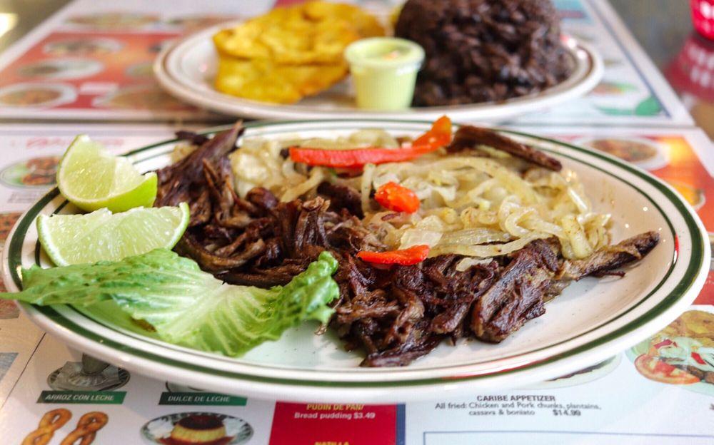 Caribe Cafe Restaurant Hialeah Menu