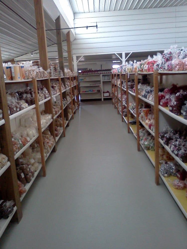 Miller's Discount Bakery: 24029 Truckenmiller Rd, Centreville, MI