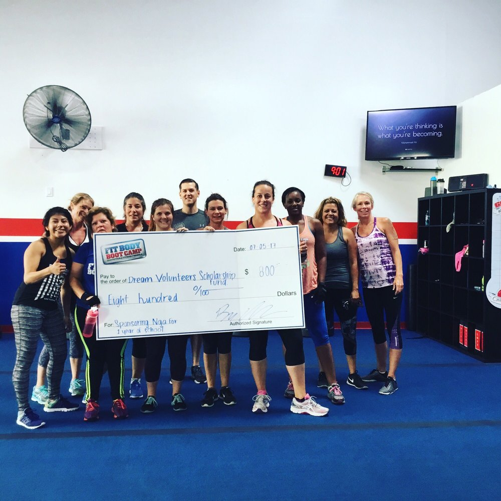 San Marcos Fit Body Boot Camp