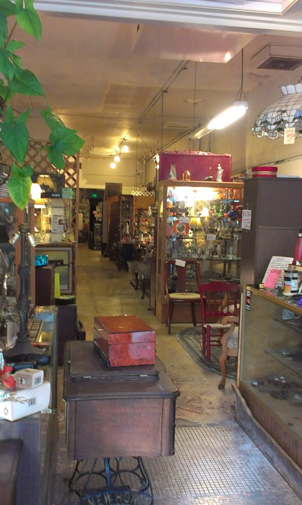 Indian Alley Antiques: 412 Georgia St, Vallejo, CA