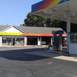 Riverview Sunoco Gas Stations River Dr Lee Elmwood Park Nj