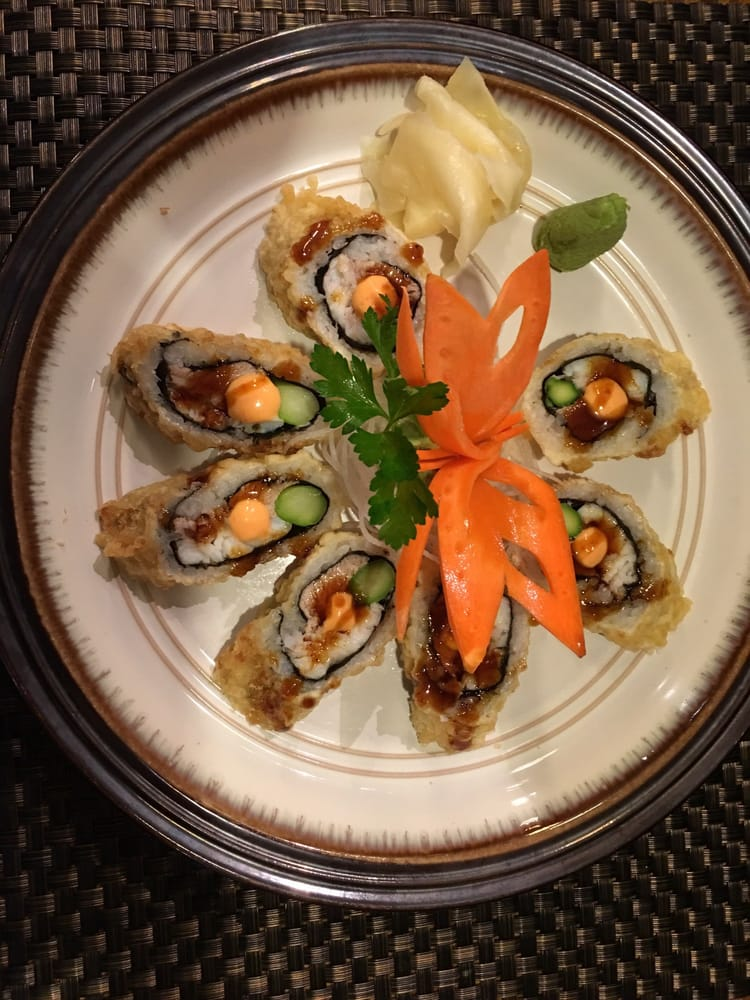 Tiger eyes maki yelp for Aoi japanese cuisine newport