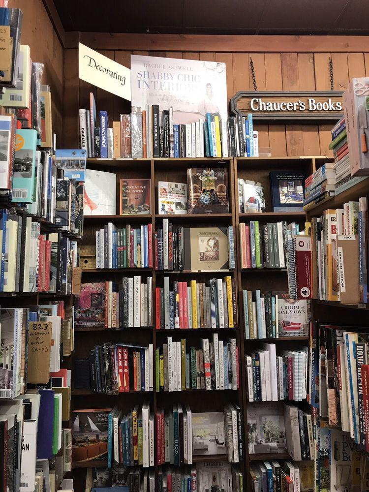 Chaucer's Bookstore: 3321 State St, Santa Barbara, CA