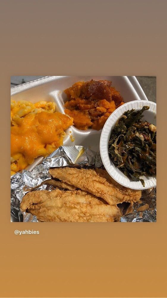 Yahbie's Taste Of Soul: 1213 Washington St, Easton, PA