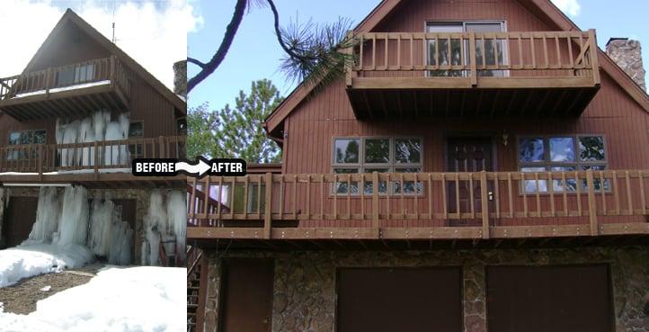 KW Construction & Restoration: 1001 Poplar St, Leadville, CO