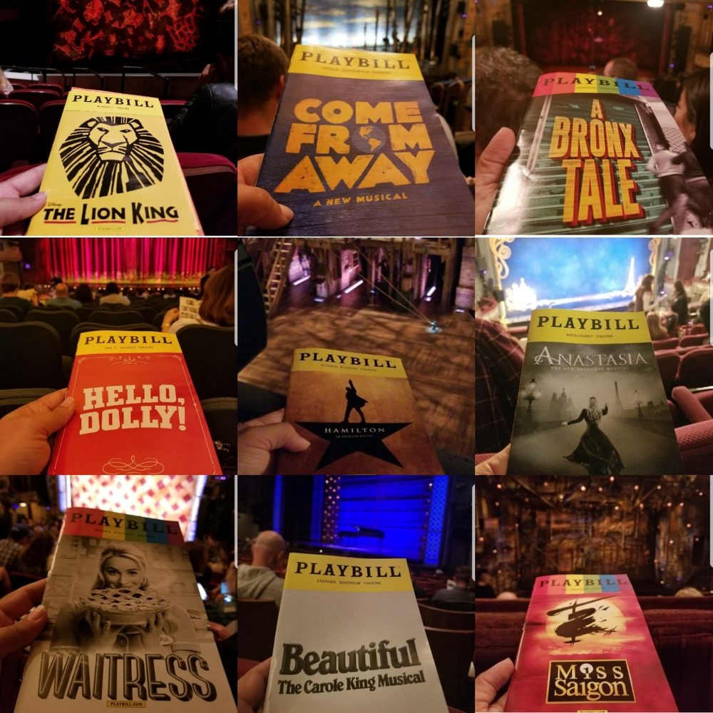 Broadway Roulette Gift Card
