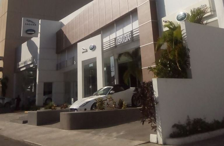 Jaguar Mérida - Car Dealers - Entre 41 y 43, Mérida, Yucatán