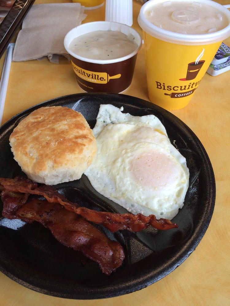 Biscuitville: 2619 Alamance Rd, Burlington, NC