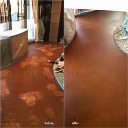 Attrayant Local Services Furniture Repair · Photo Of Leather Solutions   Sarasota,  FL, United States. Yacht Leather Floor Refinishing