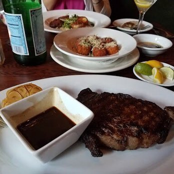 Tosca Restaurant Hingham Menu