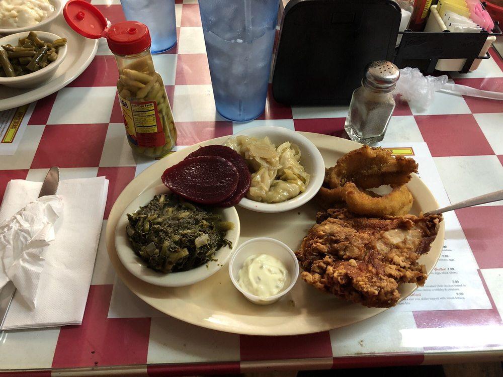 Homer's East Restaurant: 2001 E Roosevelt Rd, Little Rock, AR